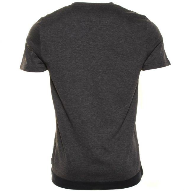 Mens Charcoal Slowmo S/s Tee Shirt