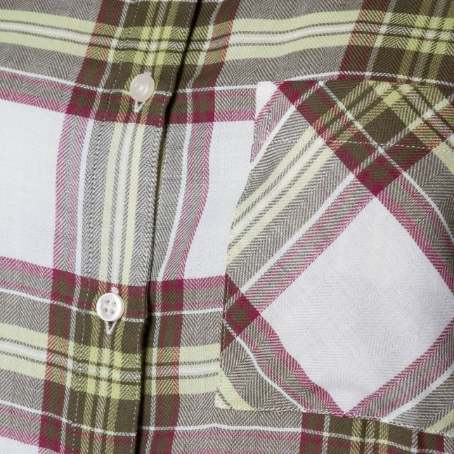 Lifestyle Womens Seaweed Brae Check L/s Shirt