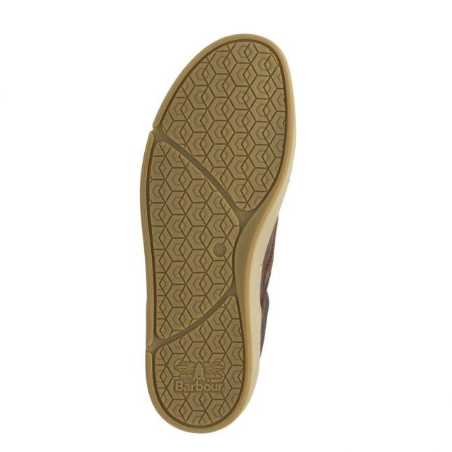 Mens Brown Nubuck Bilby Casual Shoes