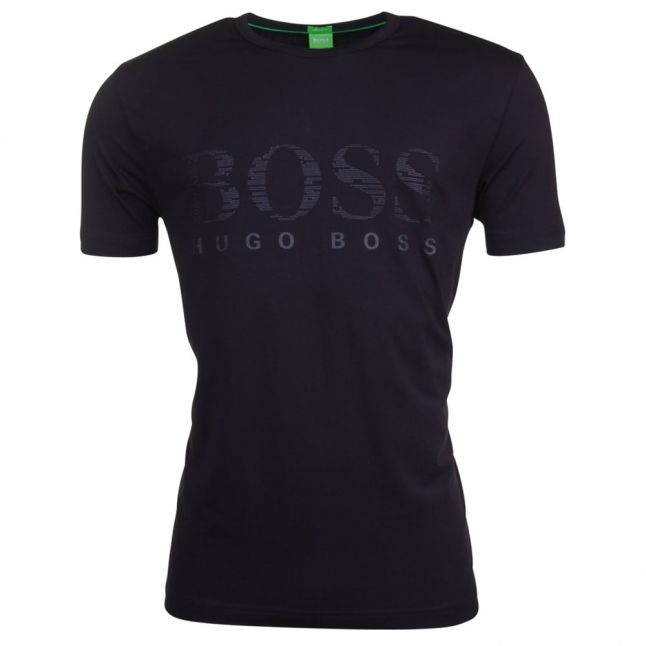 Mens Black Tee US S/s Tee Shirt