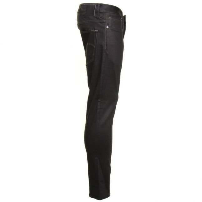 Mens Raw Wash 3301 Slim Fit Jeans