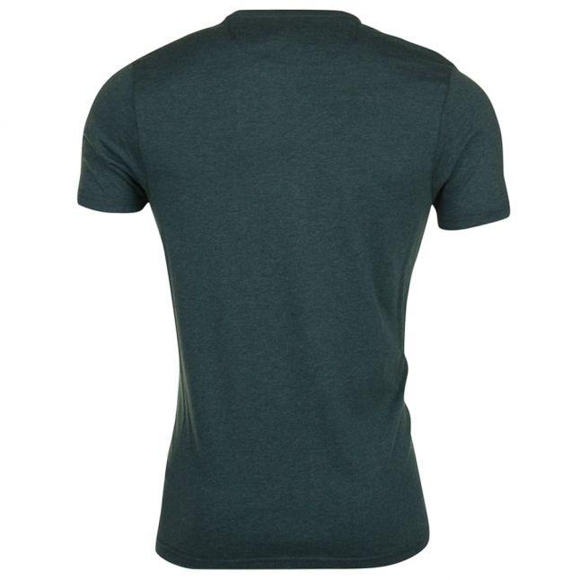 Mens Cilantro Marl Denny Slim Fit S/s Tee Shirt