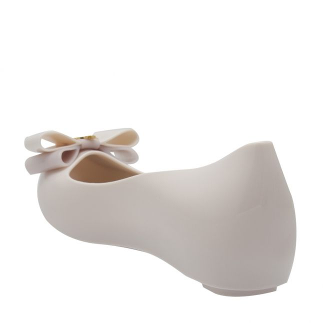 Vivienne Westwood Womens White Ivory Ultragirl 22 Bow Shoes