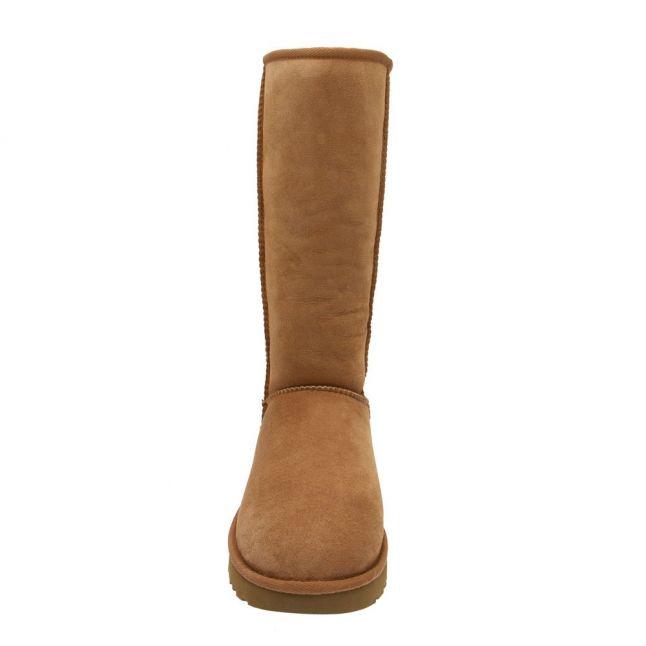 Womens Chestnut Classic Tall II Boots