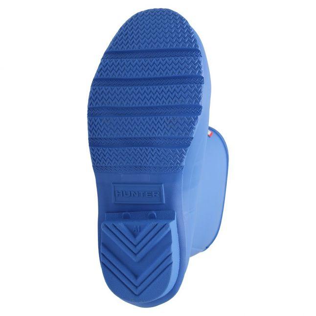 Junior Polar Blue Original Kids Wellington Boots (12-3)