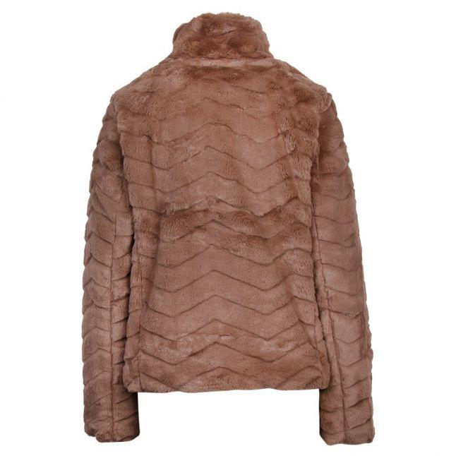 Womens Fungi Vialiba Faux Fur Jacket