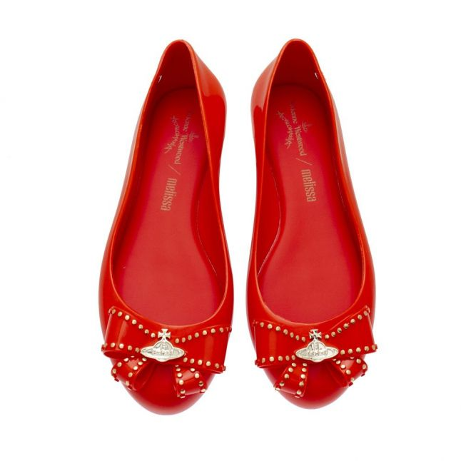 Vivienne Westwood Flame Orb Recycle Sweet Love Viv Bow Shoes