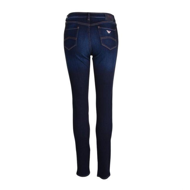 Womens Blue J20 Skinny Jeans