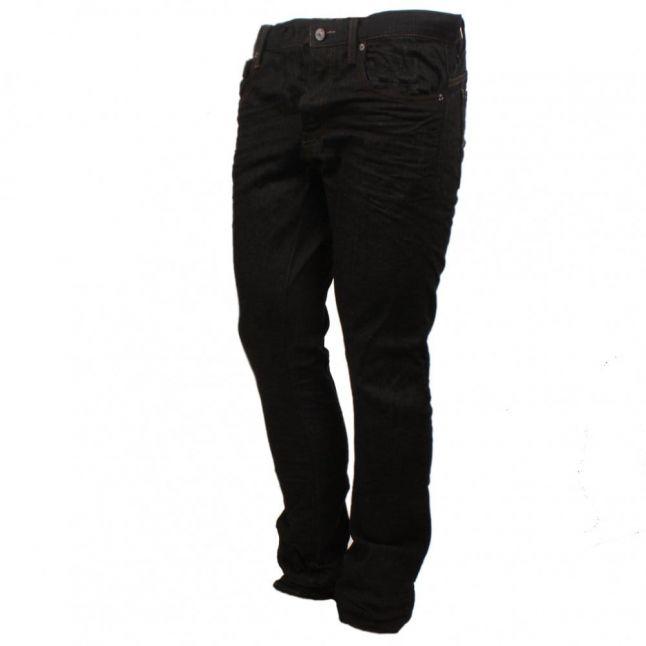 3301 Slim Jeans Short Leg in Tumble Raw Wash