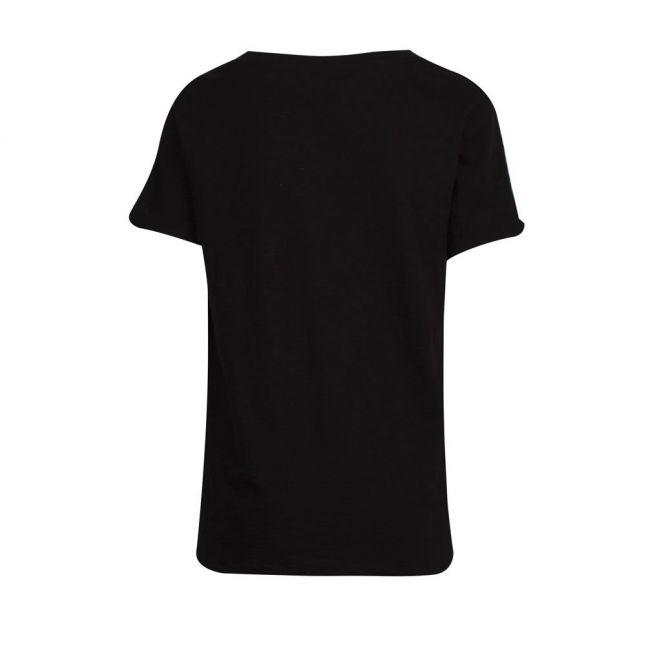 Womens Black Hallstatt S/s T Shirt