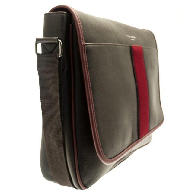 Mens Chocolate Biggsy Dispatch Bag
