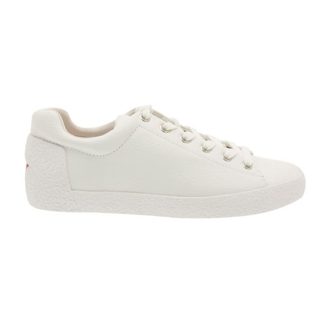 Womens White Nicky Trainers