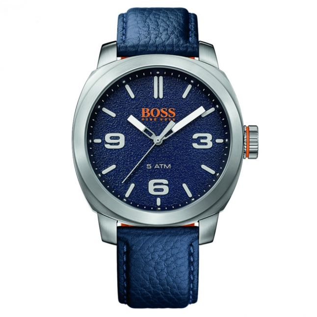 Boss Orange HB290 Cape Town Leather Strap Watch