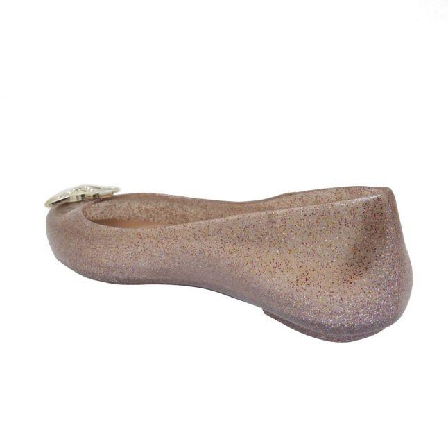 Vivienne Westwood Rose Glitter Orb Recycle Sweet Love Viv Shoes