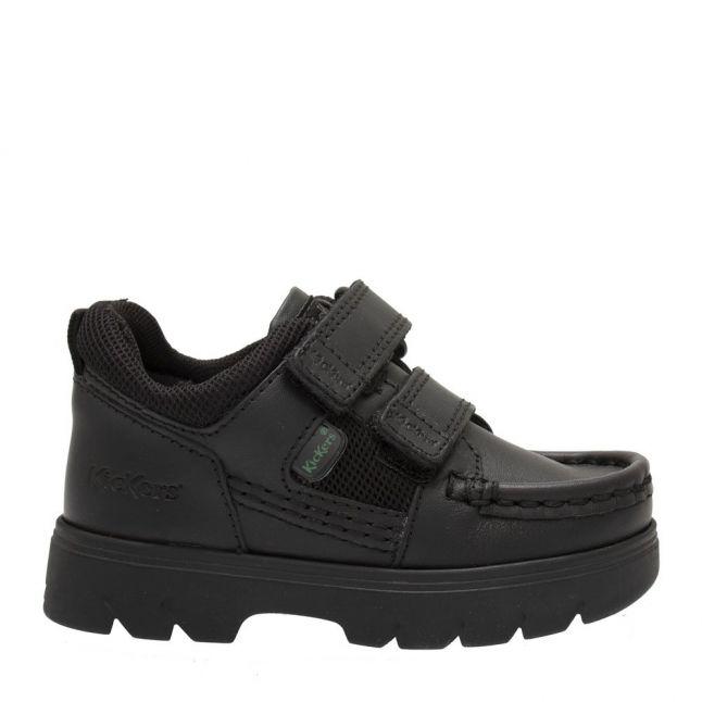 Infant Black Carter Hike Shoes (5-12)