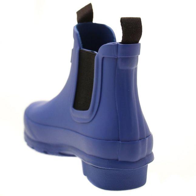 Kids Bright Cobalt Original Chelsea Wellington Boots (12-4)