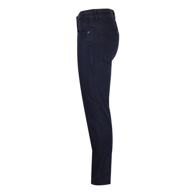 Casual Mens Darkest Blue Delaware BC-L-P Slim Fit Jeans