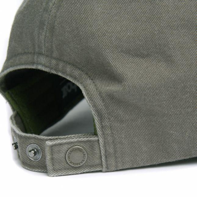 Mens Olive Relay Sports Cap