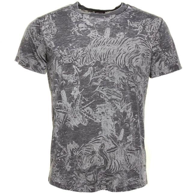 Mens Black T-Joe-Aj S/s Tee Shirt