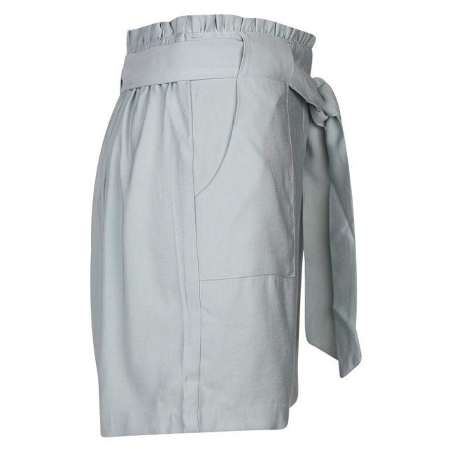 Womens Blue Haze Vilukki High Waist Shorts