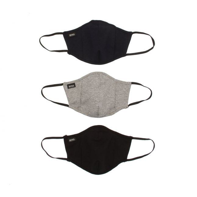 Assorted 3 Pack Face Masks