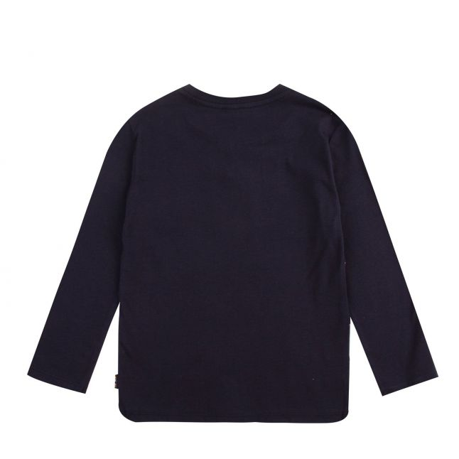 Boys Navy Bileno L/s T Shirt