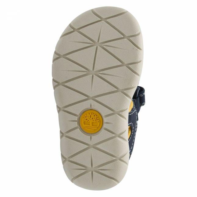 Toddler Navy Perkins Row 2-Strap Sandals (21-29)