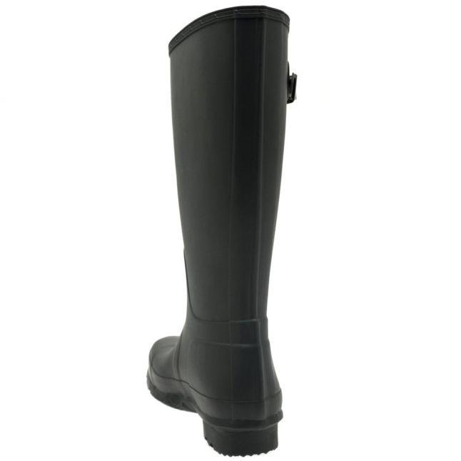 Black Original Side Adjustable Wellington Boots (6-12)