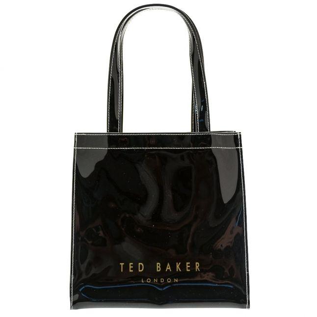 Womens Black Aracon Small Icon Bag