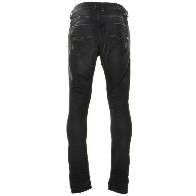 Mens 066q Wash Tephhar Carrot Fit Jeans