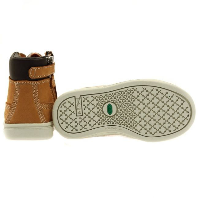 Toddler Wheat Groveton 6 Inch Boots (4-11)