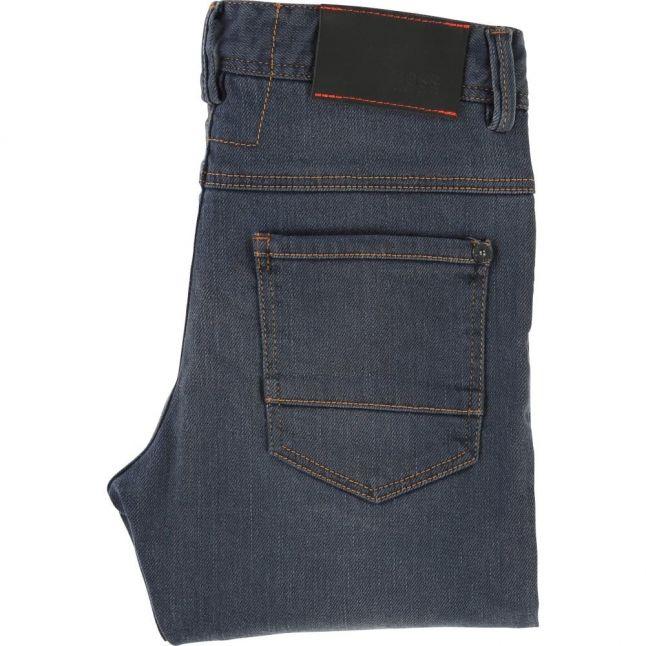 Boys Denim Wash Jeans