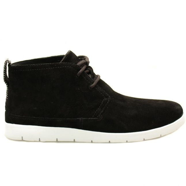 Mens Black Freamon Chukka Boots
