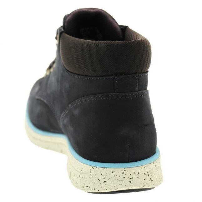 Mens Black Iris Bradstreet Chukka Boots