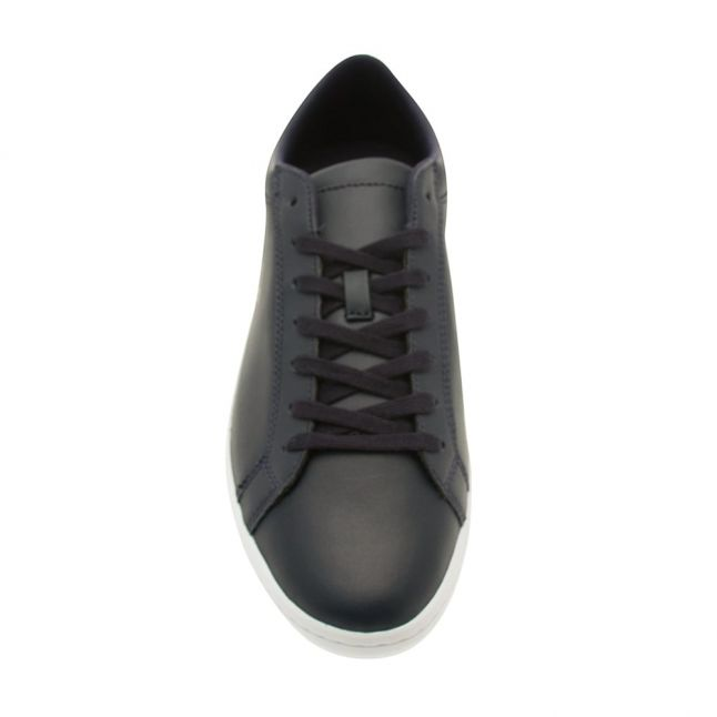 Mens Navy Straightset Trainers