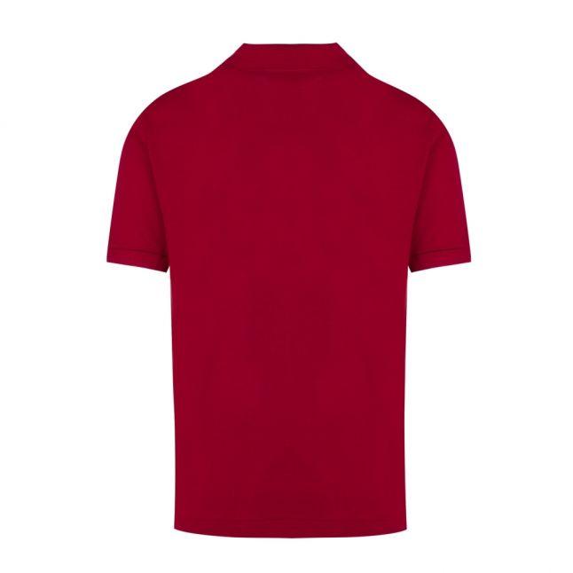 Mens Bordeaux Classic S/s Polo Shirt