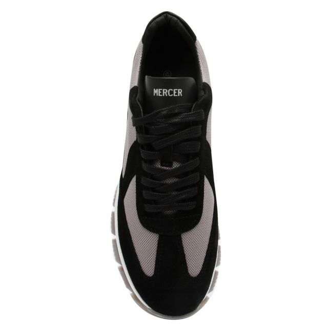 Mens Black Wooster 2.0 Trainers