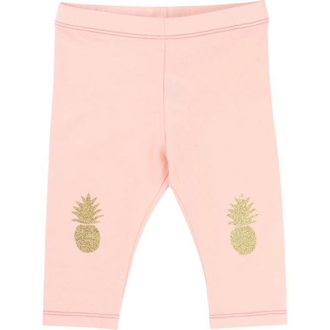Baby Rose Pineapple Leggings