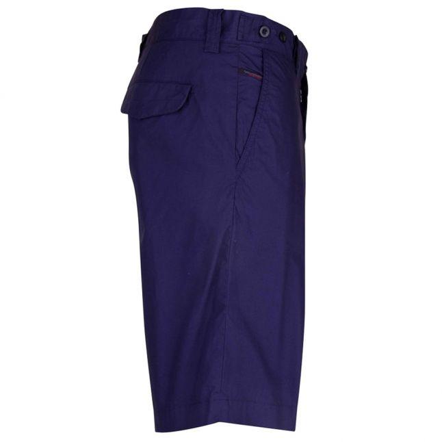 Mens Navy Chi-Burial Shorts