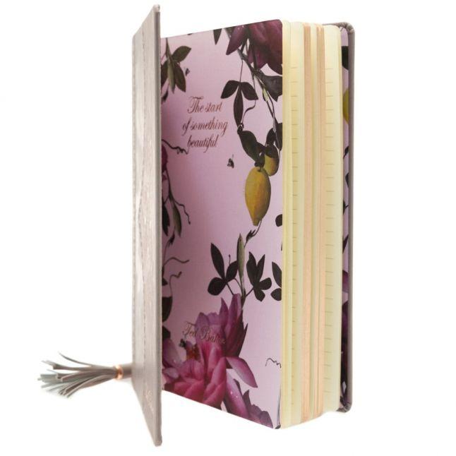 Womens Thistle A5 Medium Brogue Notebook