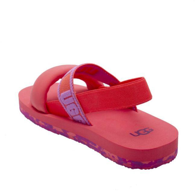 Kids Strawberry Sorbet Zuma Sling Sandals (12-5)