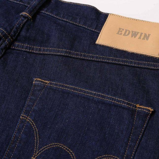 Mens Night Blue ED85 Slim Tapered Jeans