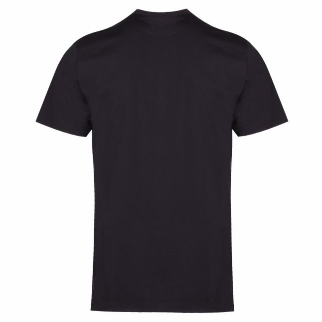 Mens Black Dicagolino201 Logo S/s T Shirt