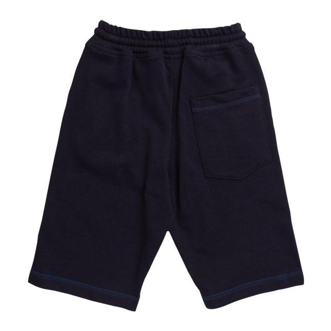Boys Navy Sweat Shorts