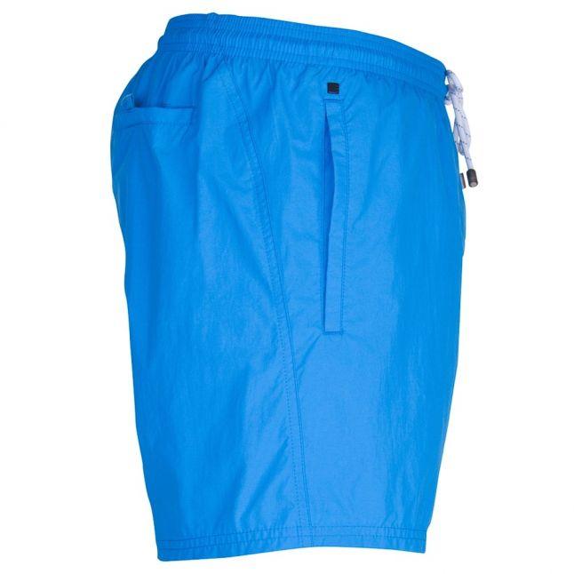 Boss Mens Light & Pastel Blue Octopus Swim Shorts