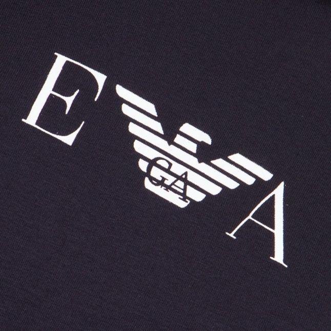 Mens Marine Big Eagle Tee Shirt