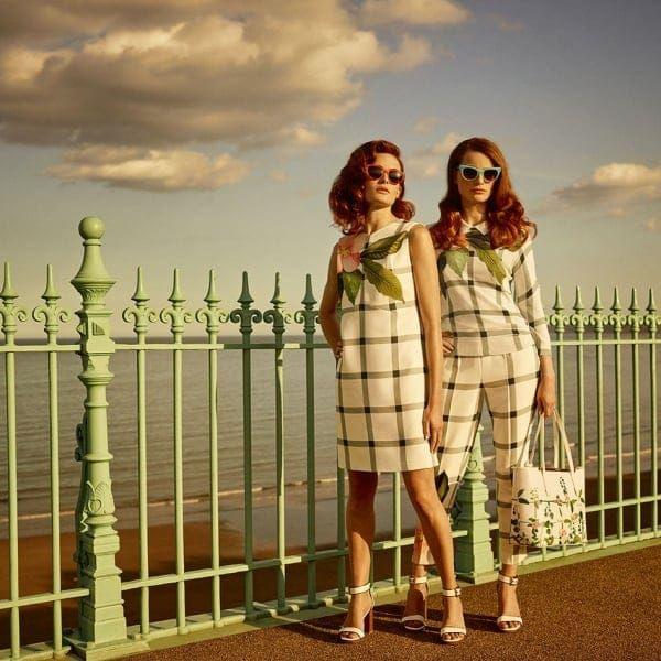 Womens White Nayeli Secret Trellis Tunic Dress