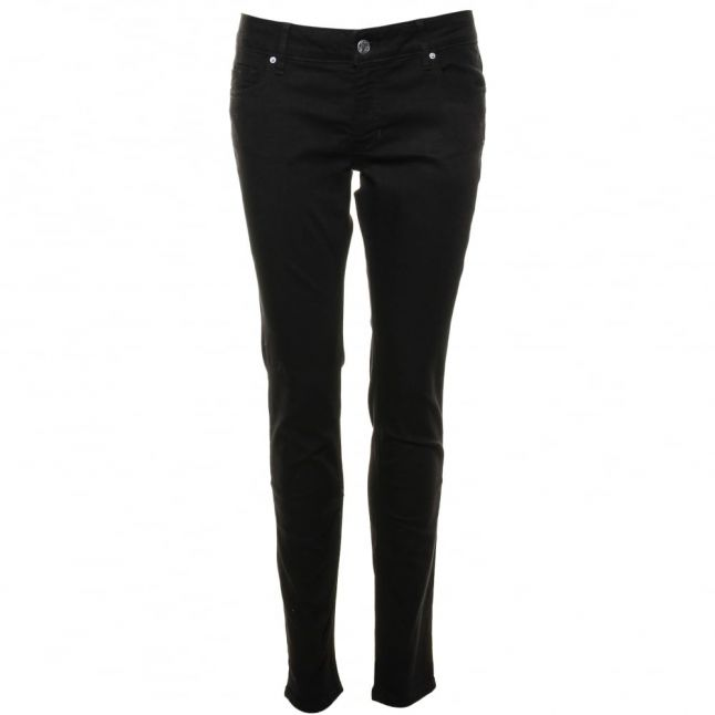 Boss Orange Womens Black J20 Slim Fit Jeans