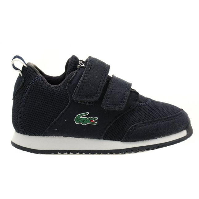 Infant Navy L.ight 116 Trainers (4-9)