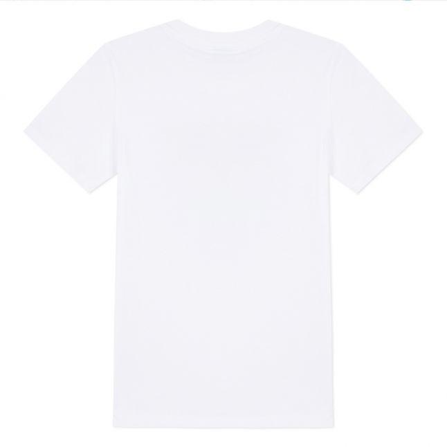 Junior Optic White Gisa Icon Eye S/s T Shirt